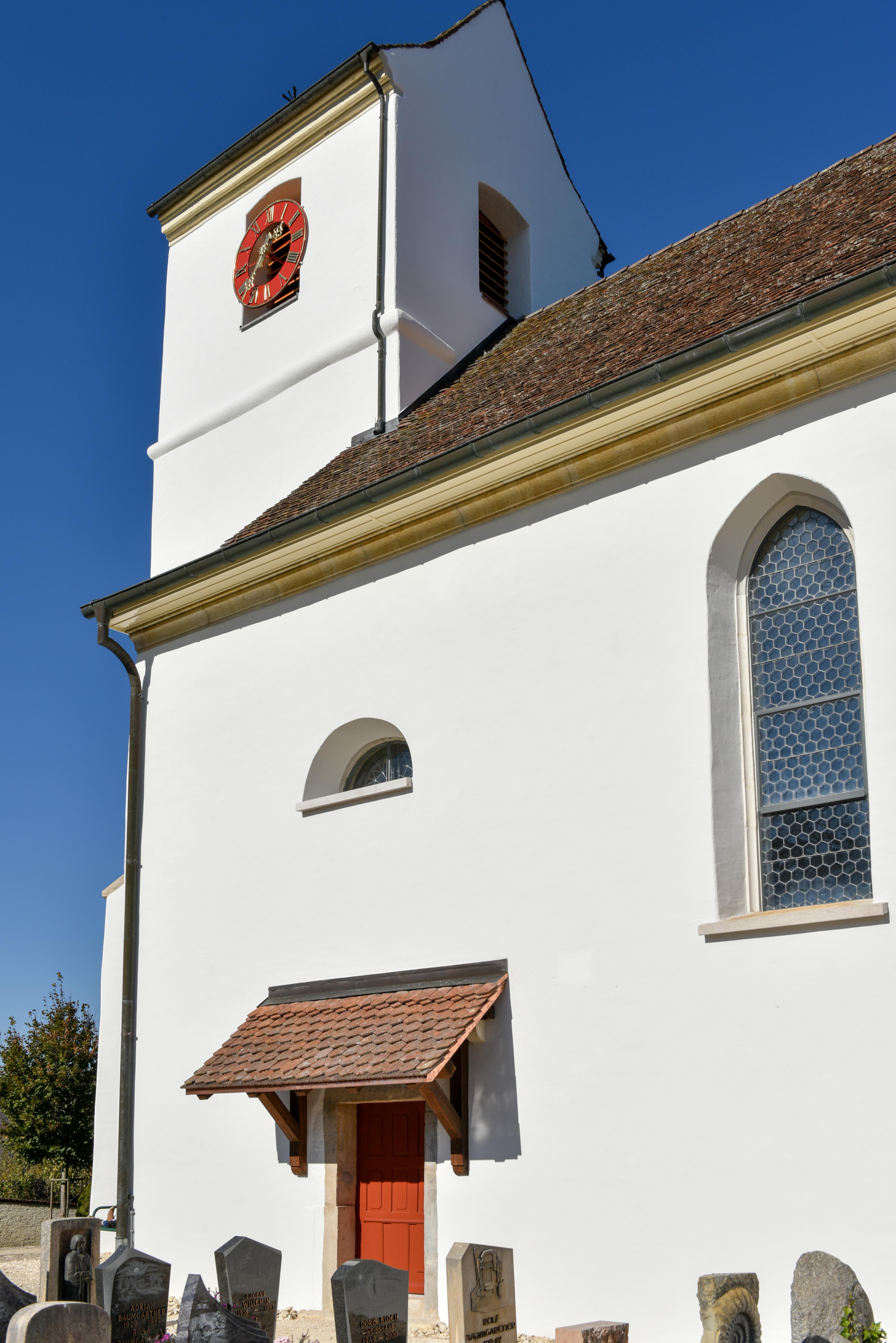 Kirche St. Martin, Roggenburg