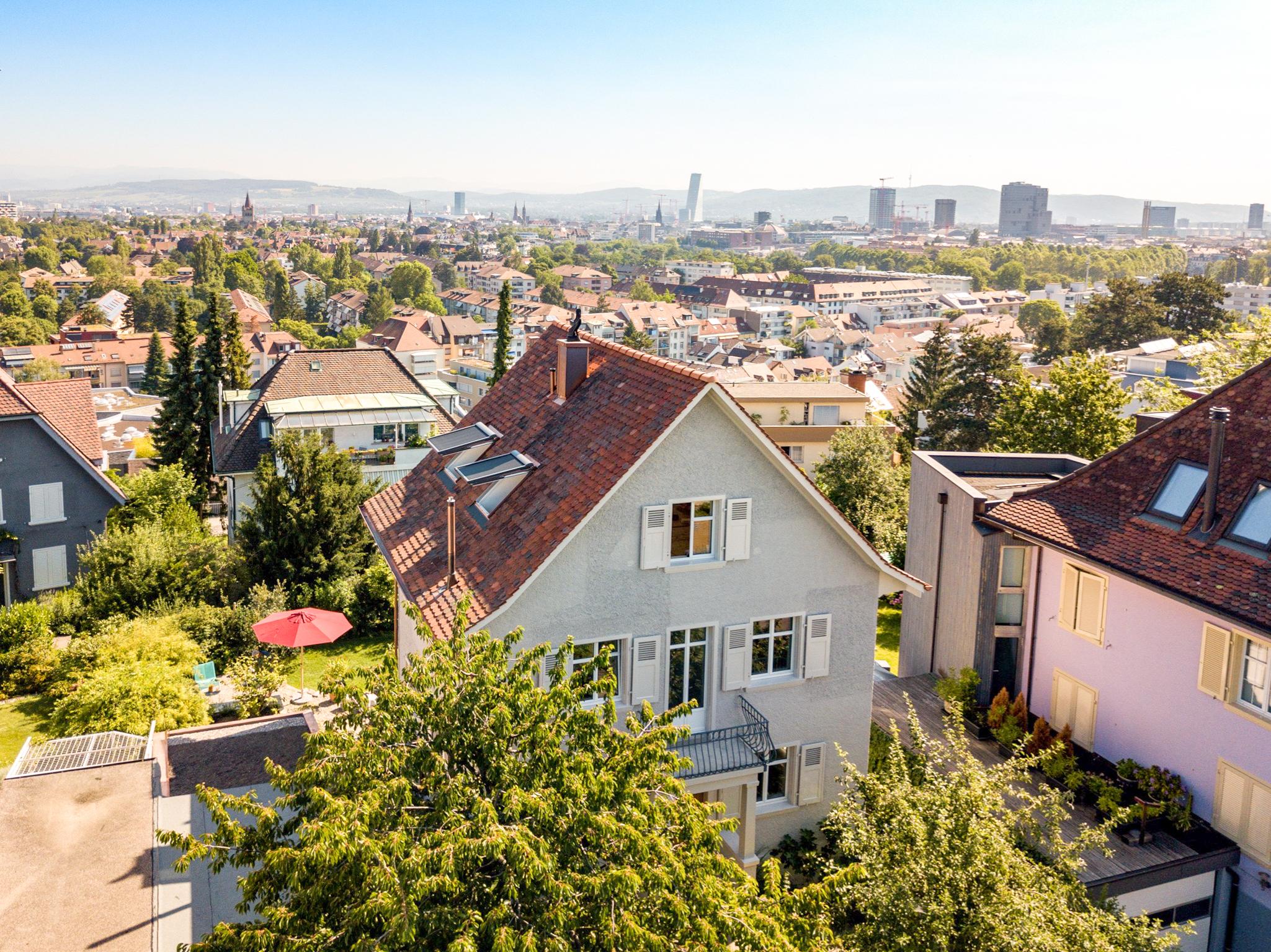 Einfamilienhaus, Binningen